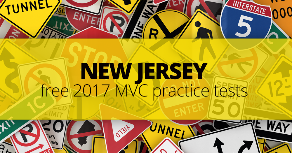 How Many Questions Are On The Permit Test >> FREE New Jersey CDL Practice Test 2018 | NJ