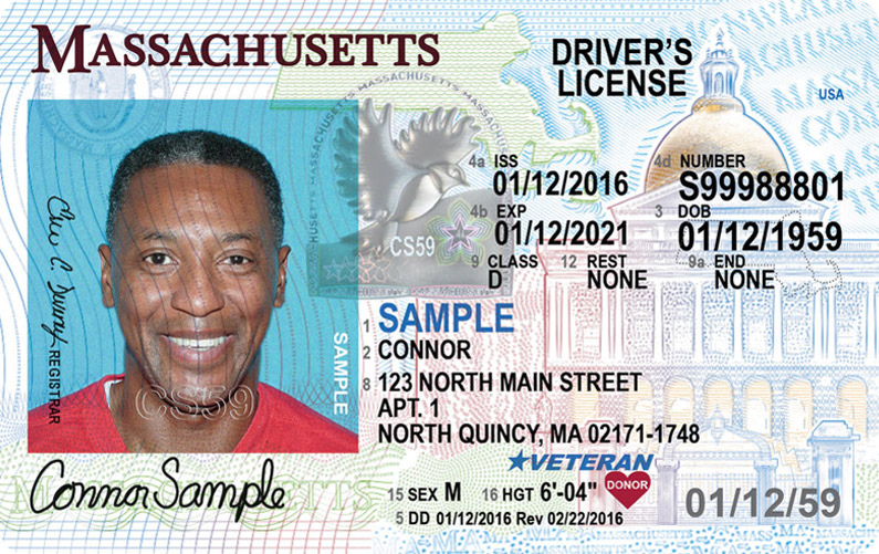 driving with an expired drivers license in massachusetts