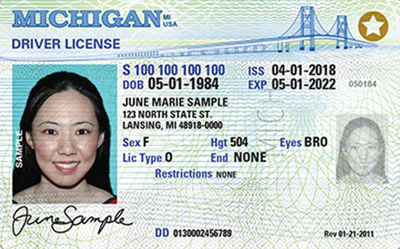 DMV Practice Permit Test Michigan - Free DMV Written Test