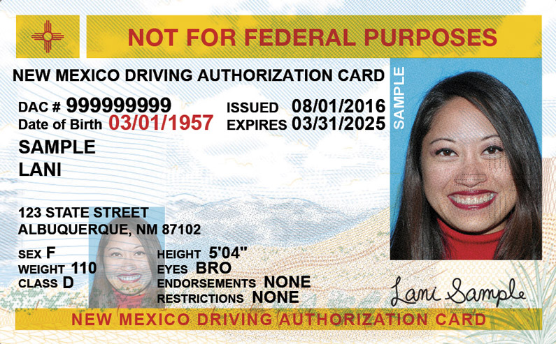 can i take my drivers test with an expired permit