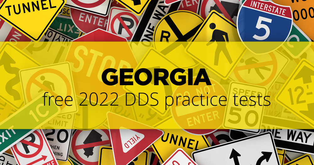 Free Georgia (GA) DDS Practice Tests – Updated for 2019