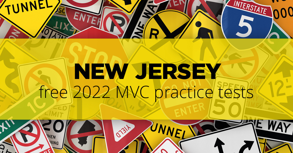 dmv drivers permit test nj