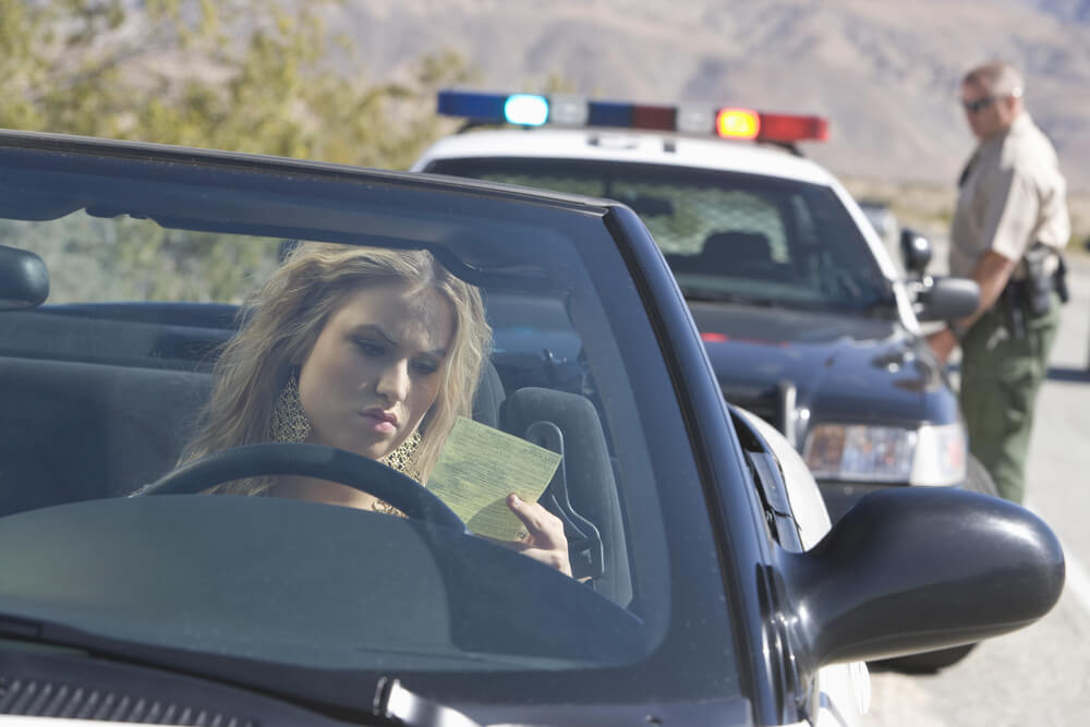 This Is What To Do If You Get A Dreadful Speeding Ticket