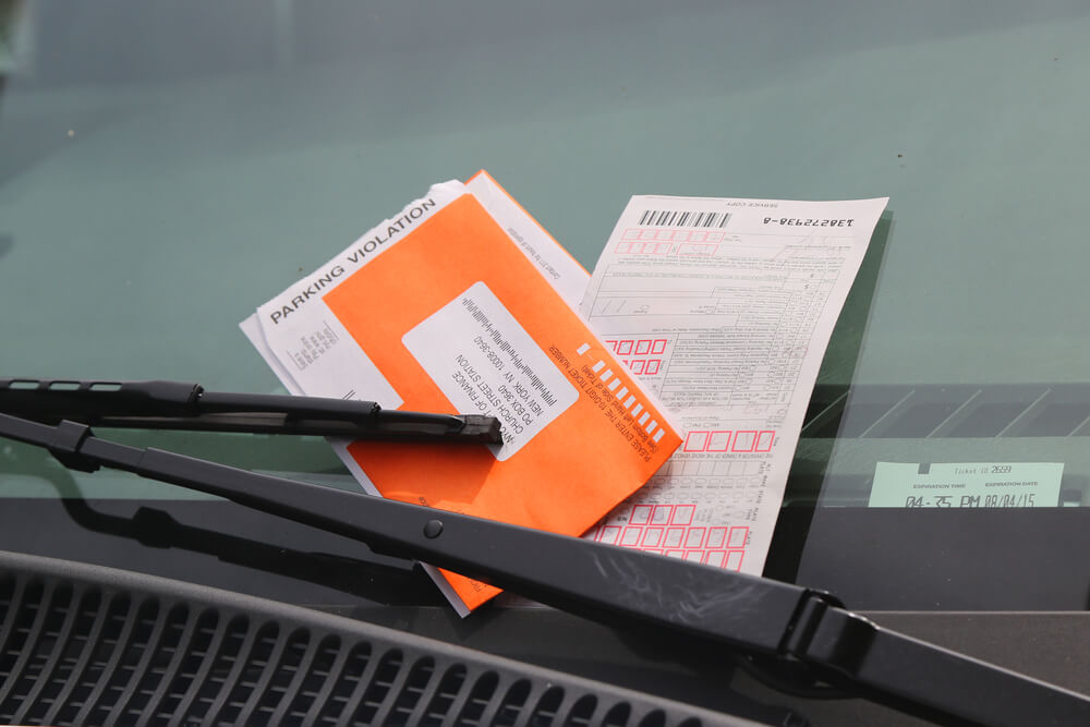 This Is What You Do If You Get a Parking Citation