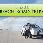 Top 10 Beach Road Trips in the U.S.