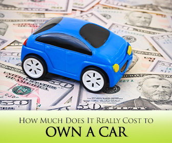 How much does owning a car cost in canada